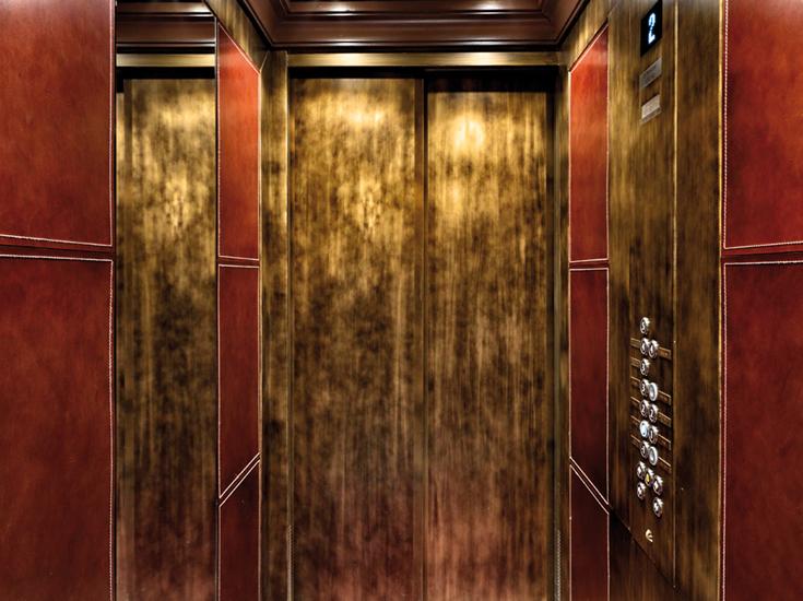 Hotel di prestigio del panorama italiano ci affidano la risoluzione delle loro necessità costruttive. Ecco un esempio all'Hotel L'O a Firenze.